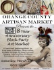 Orange County Artisan Market+Nightlight Block Party